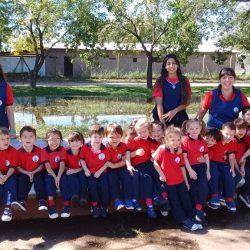 Conocimiento y preservación de la salud - Salas de 4 años