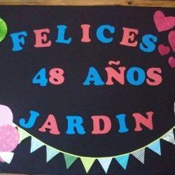 Festejamos los 48 Años de nuestro querido Jardín