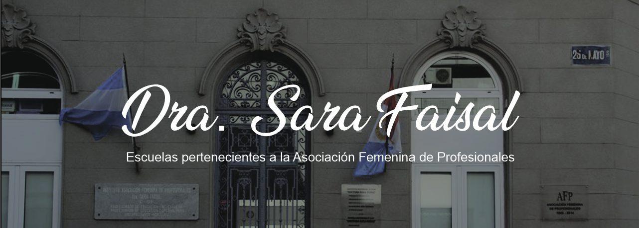 DRA. SARA FAISAL